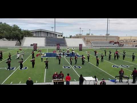 Texas UIL Region XI Marching Contest 2019 Dilley High School