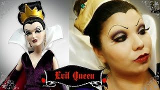 Evil Queen Makeup   Disney Villain Designer Doll