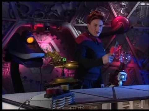 MST3K Michael J. Nelson as Captain Janeway