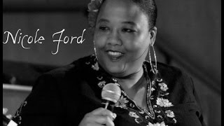 "Nicole D. Ford  (Las Vegas) - Singing: ""For the Love of Money"" O"
