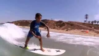 סשן גלישה עם מלא ילדים! אוקטובר 2016 - חוף גוטה אשקלון