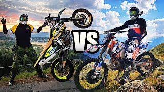 Supermoto vs Enduro | My definition of freedom 2018