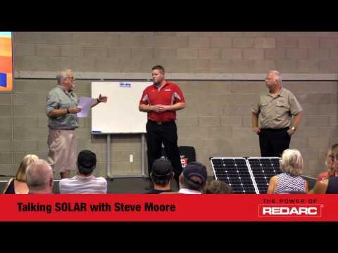 Talking REDARC Solar