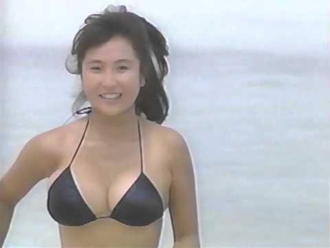 Reiko Kato かとうれいこ 1 - Deep Blue Bikini