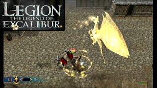 Legion: The Legend of Excalibur ... (PS2)