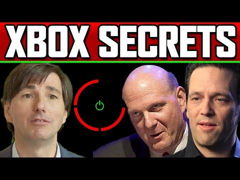 Xbox Secrets Revealed:  Sony Paranoia