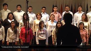 VOCES REUNIDAS - Corazones siempre alegres