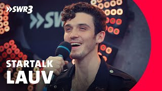 LAUV im Star-Interview | SWR3 New Pop Festival 2018