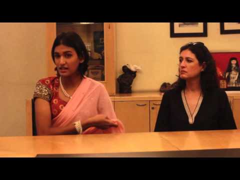 Video of our Interview with Naina -One of the youngest transgender individuals in India