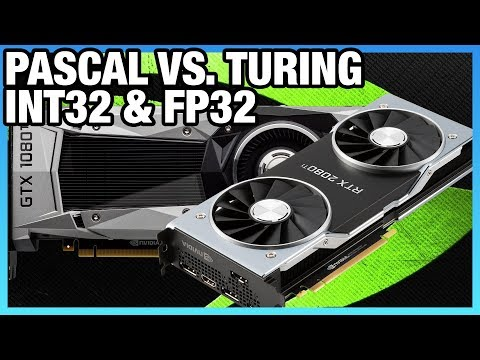 Turing Architecture: Integer Vs. Floating Point Usage In Games | NVIDIA Interview