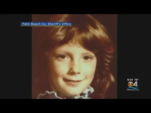 Authorities Get 'Credible Lead' In 35-Year-Old Cold Case Of Missing Florida Girl