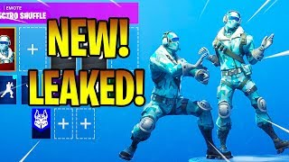*NEW* LEAKED FROSTBITE SKIN! SHOWCASE Fortnite Battle Royale