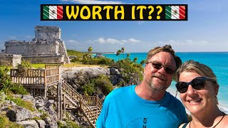 Know Before You Go To Tulum Mexico   One Day in TULUM   MEXICO Travel Show