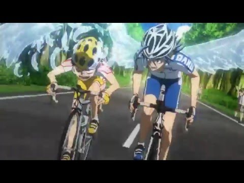 [AMV] Yowamushi Pedal: Manami Sangaku vs Onoda Sakamichi - New Divide