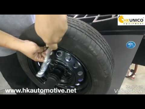 HKUNICO  -  Topline Wheel Balancers  -  DCB-E13