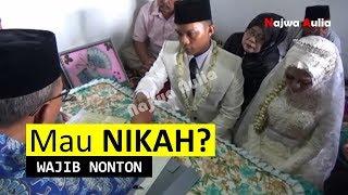 Proses Akad NIKAH Bahasa Indonesia Lengkap NAJWA AULIA