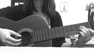 Đường Một Chiều - Huỳnh Tú (Guitar Cover)