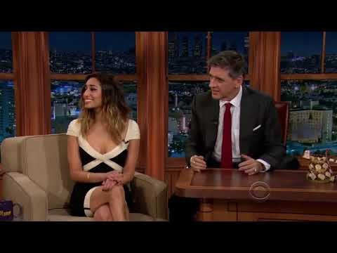Liam Neeson is Very Mad at Meaghan Rath on Craig Ferguson thumbnail