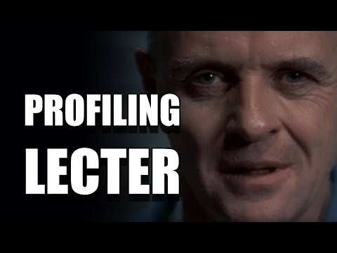Dissecting HANNIBAL LECTER In SILENCE OF THE LAMBS (character Analysis)