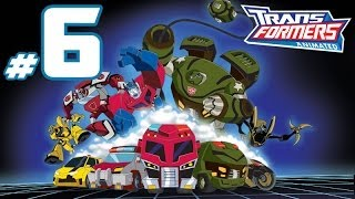 Transformers Animated - PART 6 - Them Kids And Their Video Games