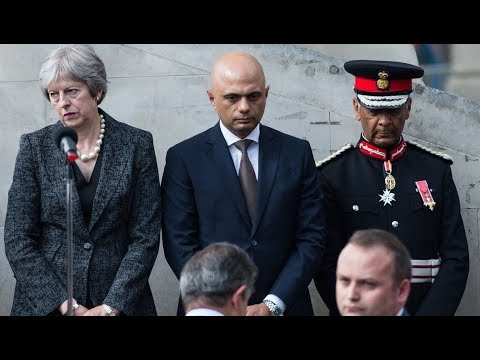 Sajid Javid unveils counter terrorism strategy