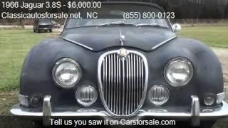 1966 Jaguar 3.8S  for sale in Nationwide, NC 27603 at Classi #VNclassics
