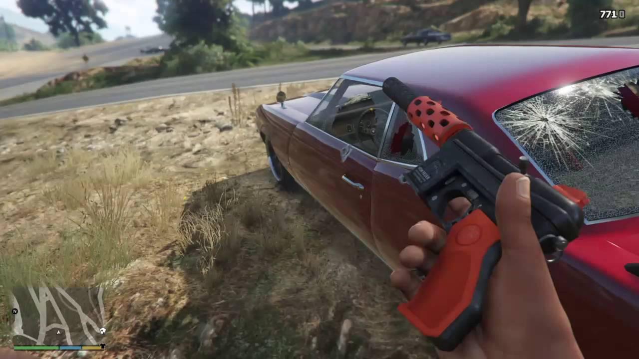 Gta v cheat repair car ps4 ps3