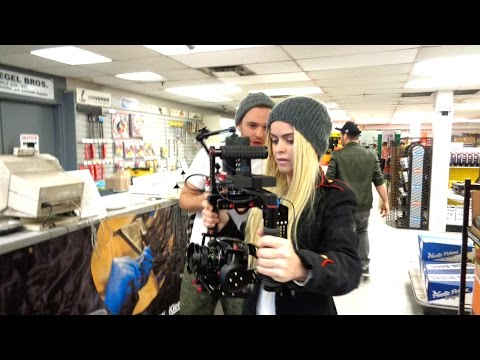 "Behind the Scenes of Jared Evan & Taryn Manning ""Bass Is Low"" Music Video"