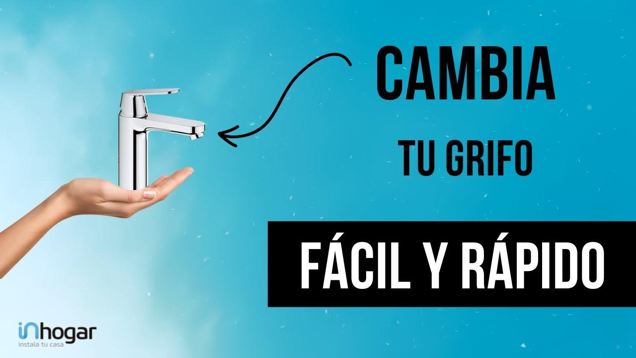 Cómo cambiar el grifo de tu lavabo - YouTube 719bf7ad3e1b