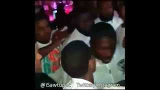 The Game and Lil Durk Confront Each Other in Club!