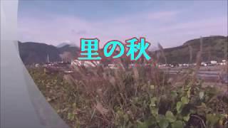 里の秋 日本の童謡 Cover 華之将