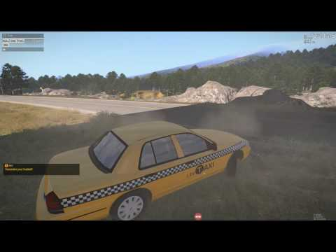 ARMA III Altis Life (Stan Lakeside) - True Taxi /18.05.16 #1