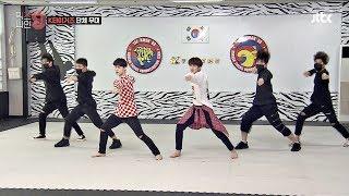 [K타이거즈] 기획사 단체무대 풀샷 직캠 - 믹스나인
