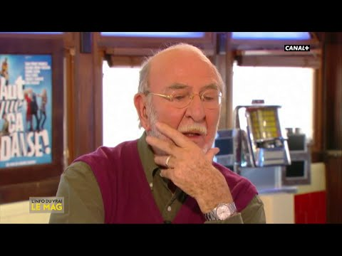 Hommage à Jean-Pierre Marielle - L'Info du Vrai du 25/04 - CANAL+