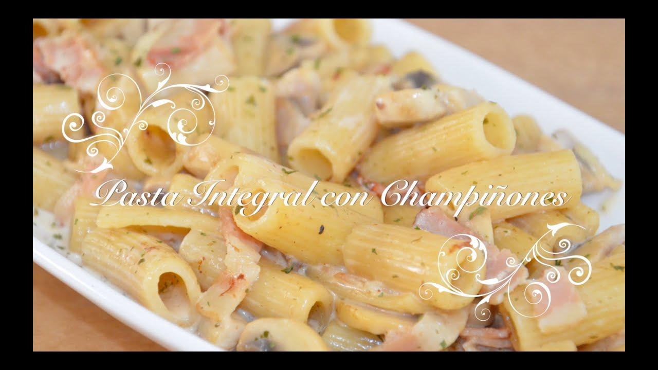 resetas para hacer pasta