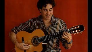 """""""Quando Quando Quando"""" - John Chapman - Solo Nylon String Guitar"""