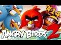 Игра 2015: Энгри Бёрдс 2 Прохождение на русском языке. Angry Birds 2 Game Review
