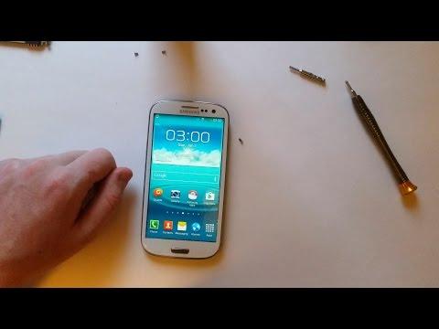 Как переделать Samsung Galaxy S3 в S3 LTE