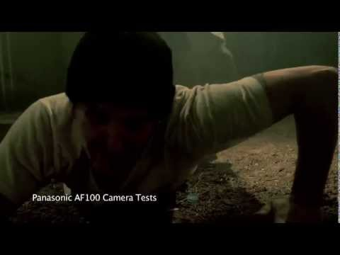 Panasonic AF100 Camera Test
