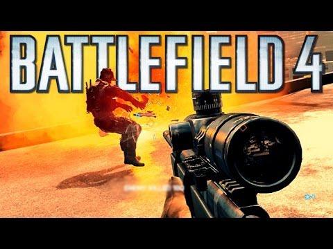 Battlefield 4 Funny Gameplay Moments! #7 - Do a Barrel Roll & Elevator Trolling Fails! (BF4 Fun!)  