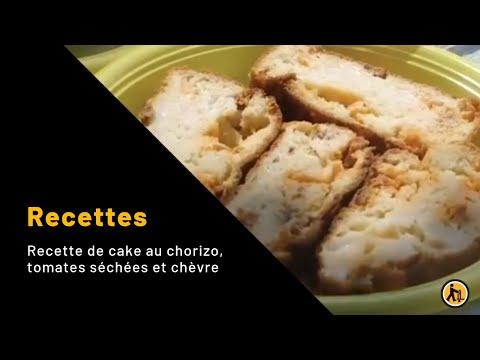 recette-de-cake-au-chorizo,-tomates-séchées-et-chèvre