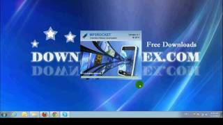 How to download and install Free MP3 Rocket on www.downloadplex.com
