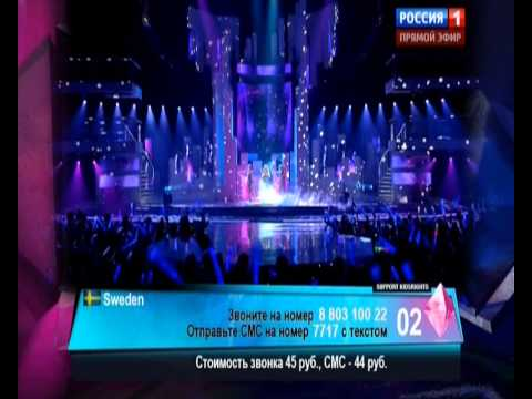 Junior Eurovision  Final / Детское Евровидение ФИНАЛ [1.12.2012]