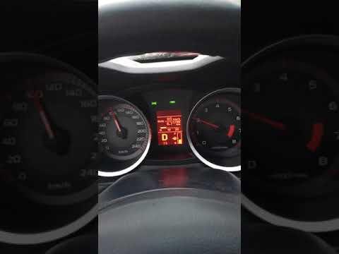 Mitsubishi Lancer X(2.0 АКПП) - расход топлива на круизе 100км/ч