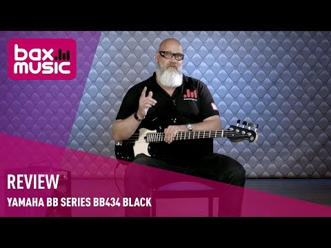 Yamaha BB Series BB434 Black - Review