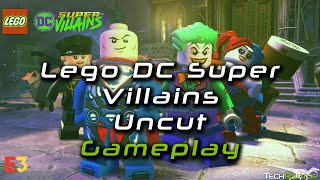 Lego DC Super Villains | Gameplay Demo Walkthrough | E3 2018