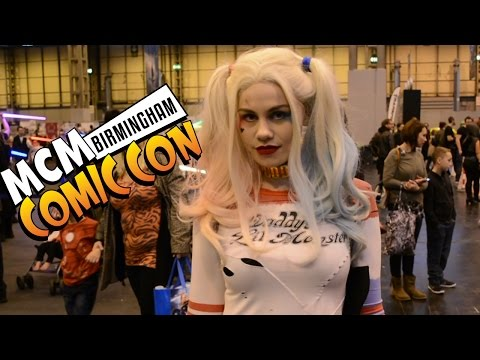 MCM Comic Con Birmingham UK November 2016 - Cosplay Adventure 6!  (コスプレ)