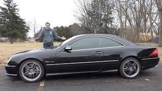 V12 Mercedes CL65 AMG - это безумная подержанная машина за $30 000