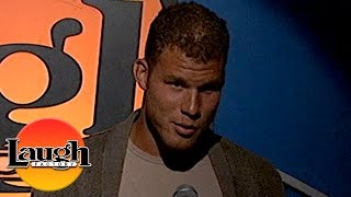 Blake Griffin Does The Laugh Factory Open Mic