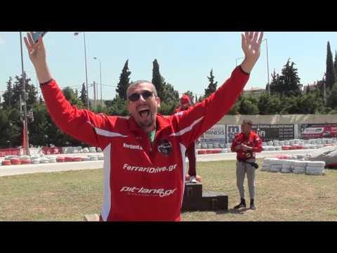 12 F1 Fans Kart Challenge Athens 2017 - Race 6 - Group 1